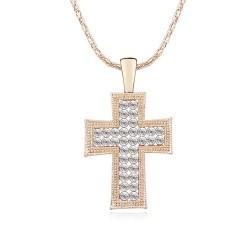 Колие Златен кръст