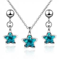 Комплект Звезда блу