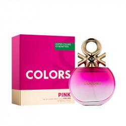 Benetton UCB Colors Pink...