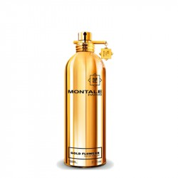 Montale Gold Flowers...