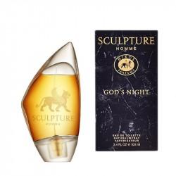 Nikos Sculpture God's Night...
