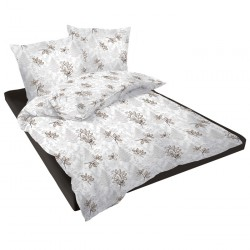 Спално бельо Златни листчета