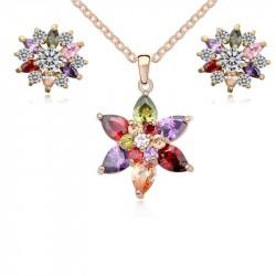 Комплект Цветина лукс мулти