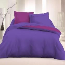 Спално бельо сатен Лила -...