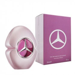 Mercedes-Benz Woman...