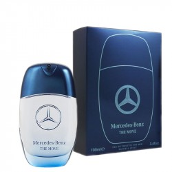 Mercedes-Benz The Move...