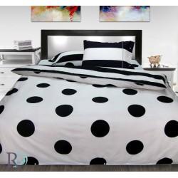 Спално бельо памук щампа -...