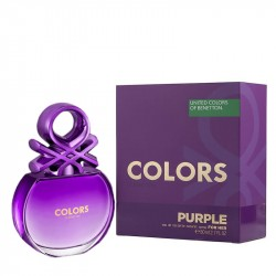 Benetton UCB Colors Purple...
