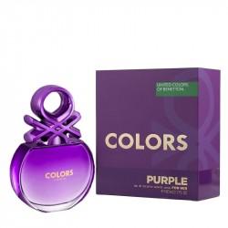 Benetton UCB Colors Purple...