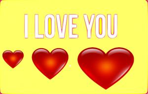 I love you-2